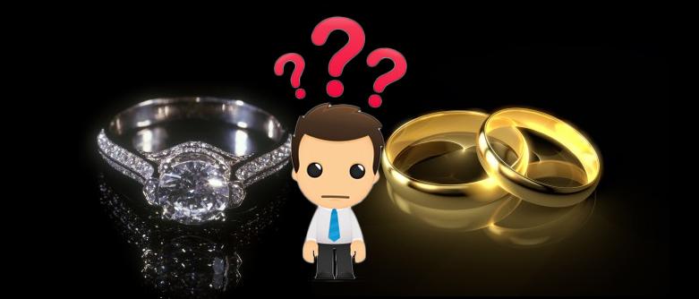 Como Usar Anéis de Noivado e Alianças