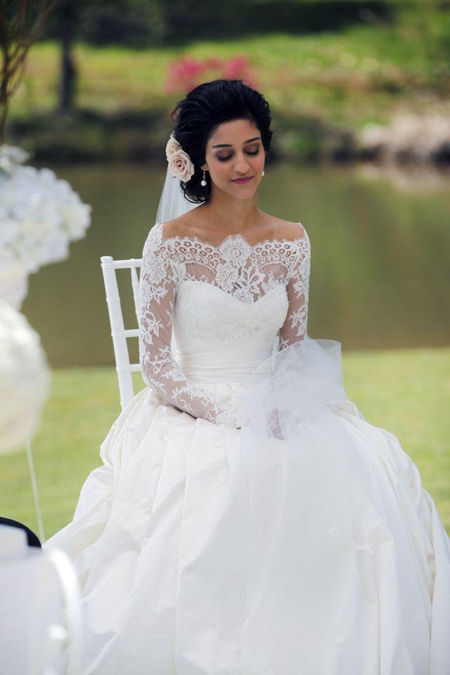 Vestido de noiva com ombros caídos: Tendência para 2015 | 640 x 960 jpeg 49kB
