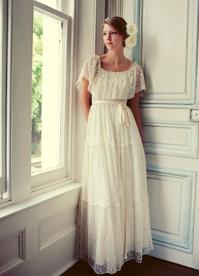 20 vestidos de noiva boho chic para voc u00ea se inspirar