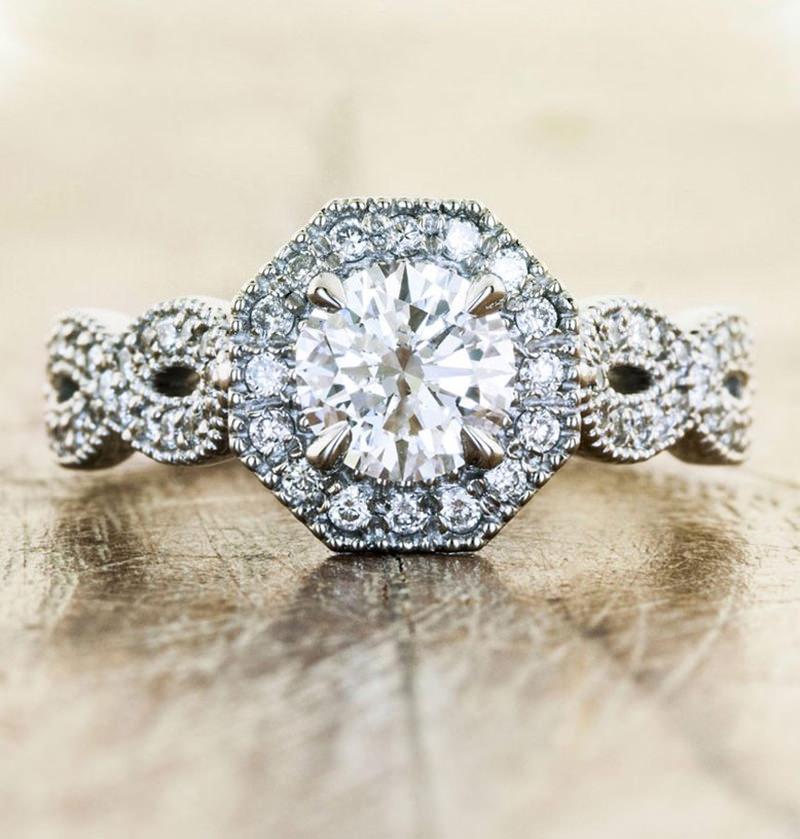 anel-de-noivado-vintage-diamante