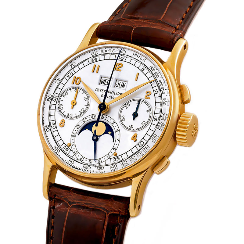 Patek Philippe Reference 1527 - relógio mais caro do mundo
