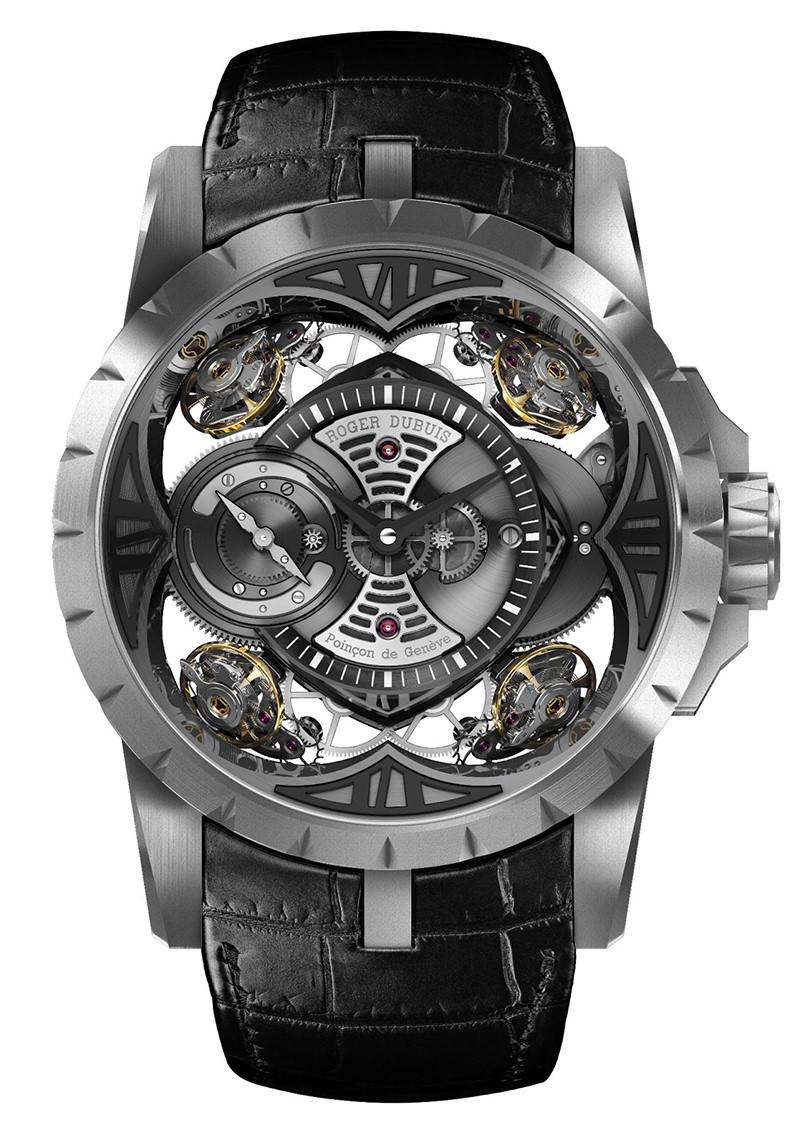 Relógio Roger Dubuis Excalibur Quatuor