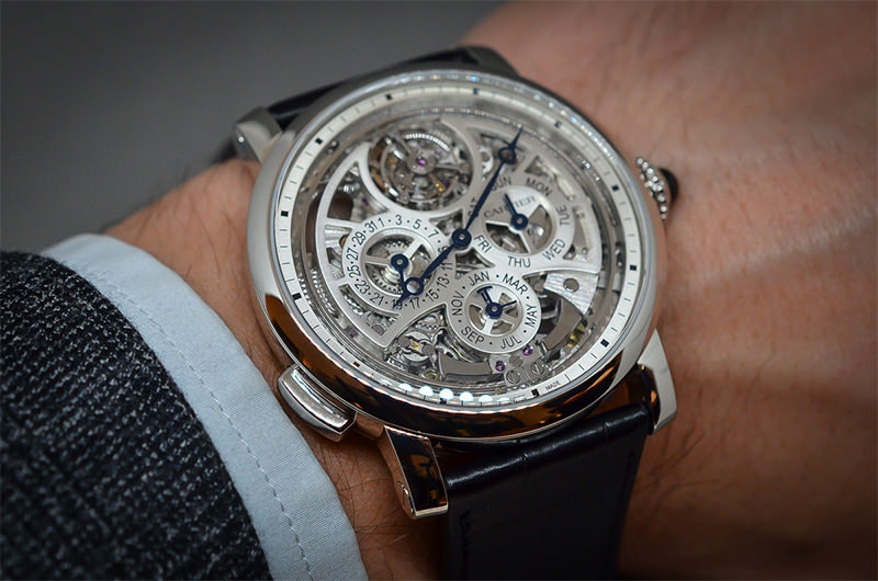 Rotonde de Cartier Grand Complication