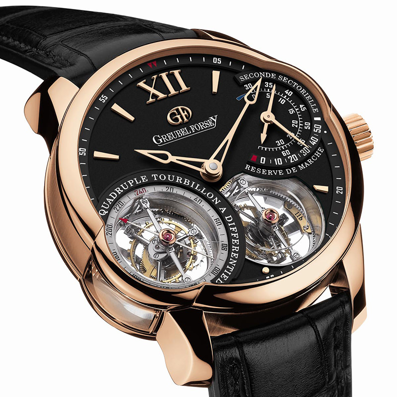 Greubel Forsey Quadruple Tourbillon a Differentiel Spherique