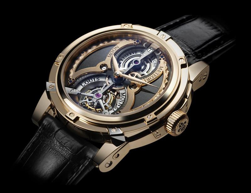 Relógio Louis Moinet - Meteoris