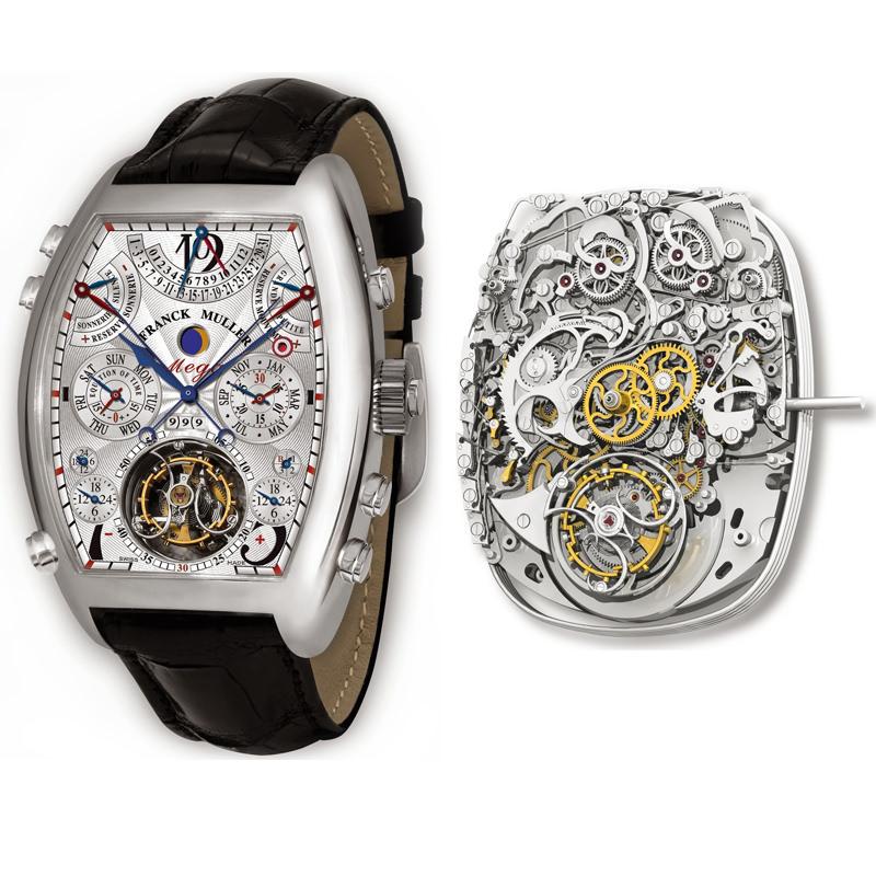 Relógio Franck Muller - Aeternitas Mega 4