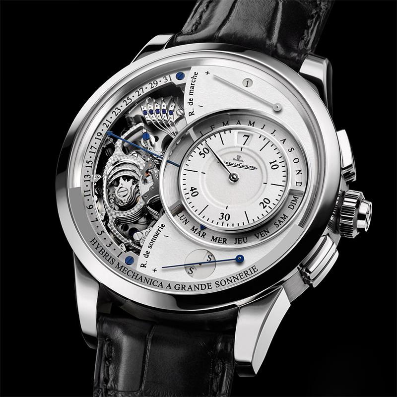 Relógio Jaeger Lecoultre- modelo Hybris Mechanica à Grande Sonnerie