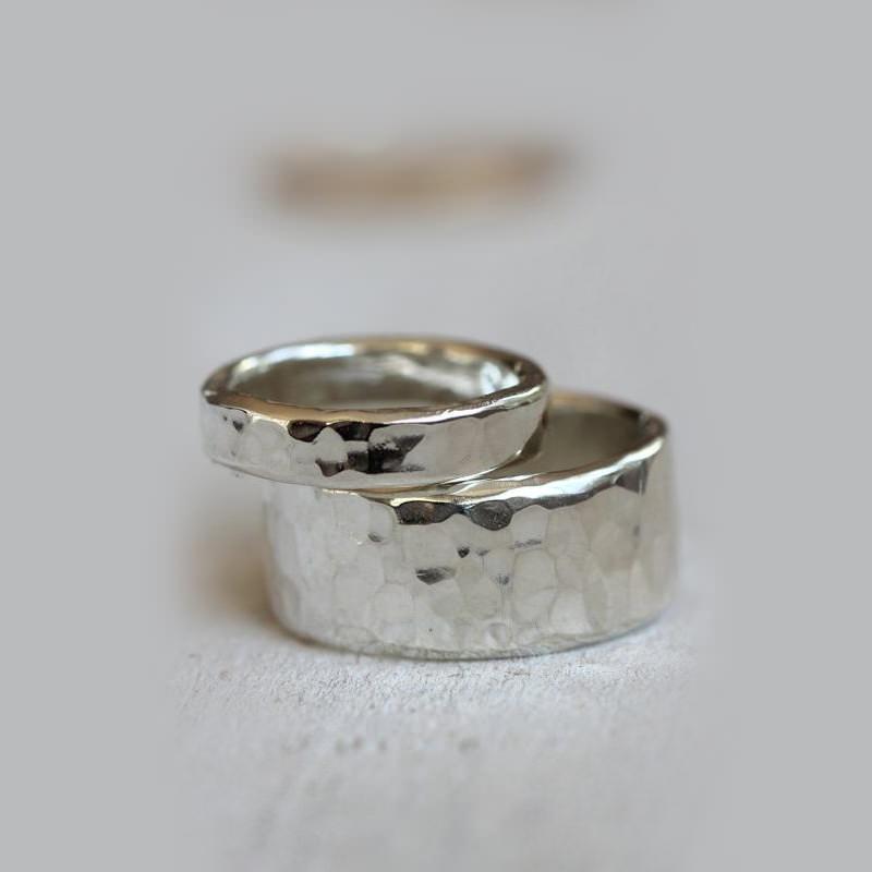 aliança-diferente-para-casamento-ouro-branco