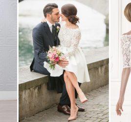 destaque-vestido-de-noiva-curto-para-baixinhas