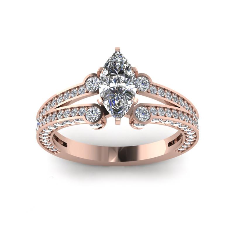 anel-de-noivado-ouro-rose-diamante-casamento