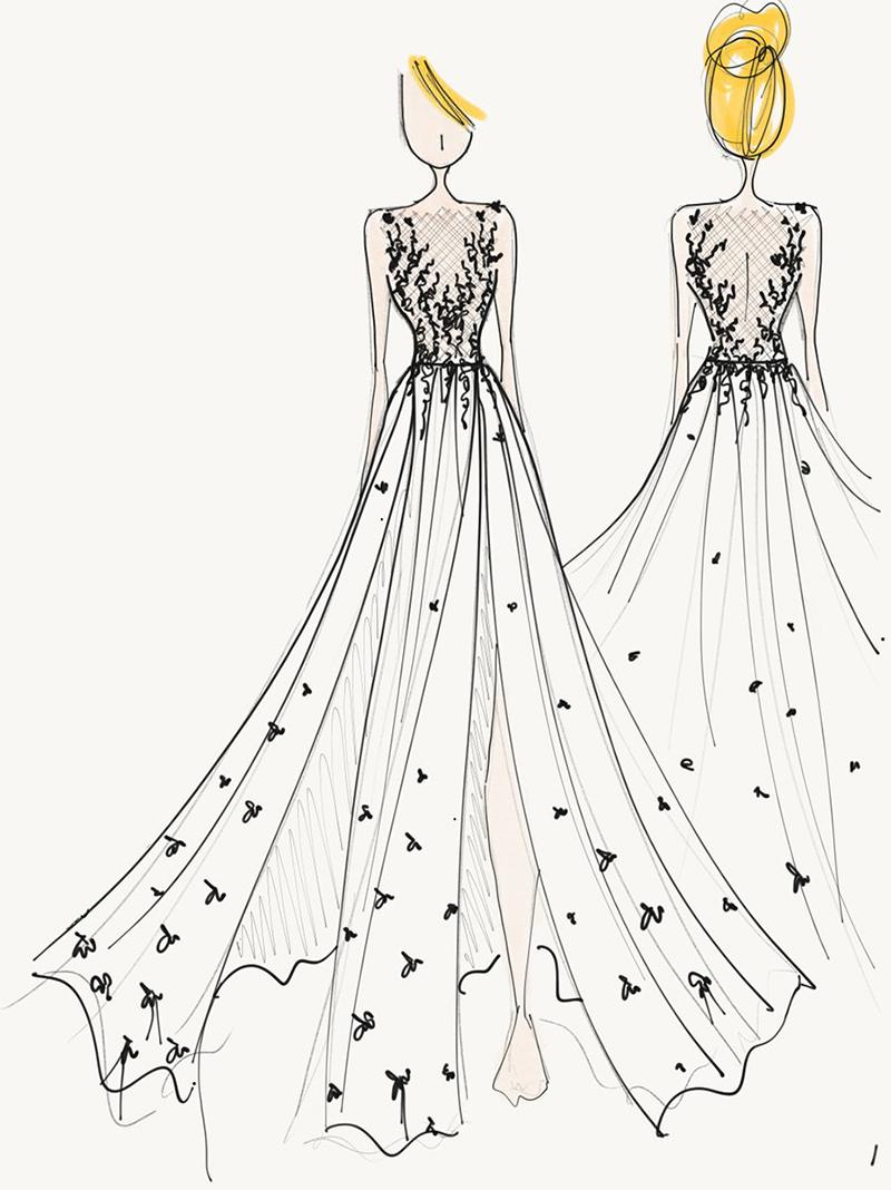 croqui-vestido-de-noiva-Carol-Hungria-branco