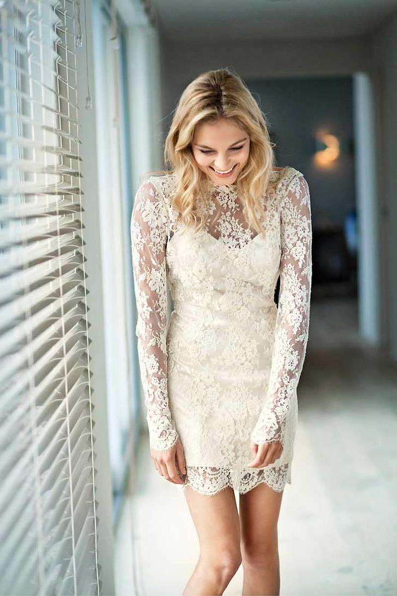 vestido-de-renda-para-casamento-civil