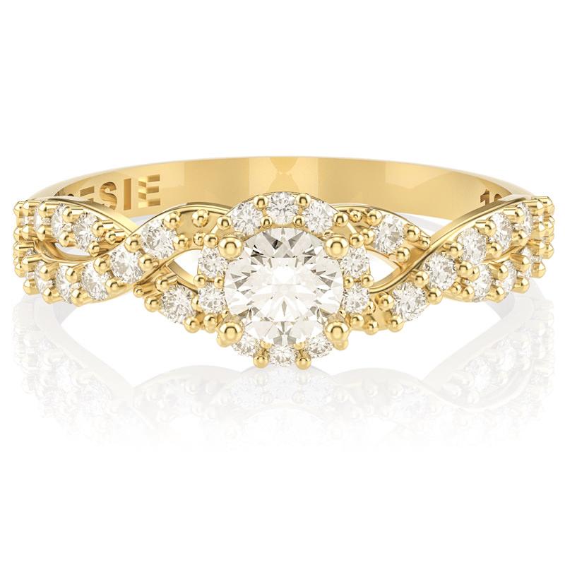 poesie-anel-de-noivado-luxuoso-lien-ouro-amarelo