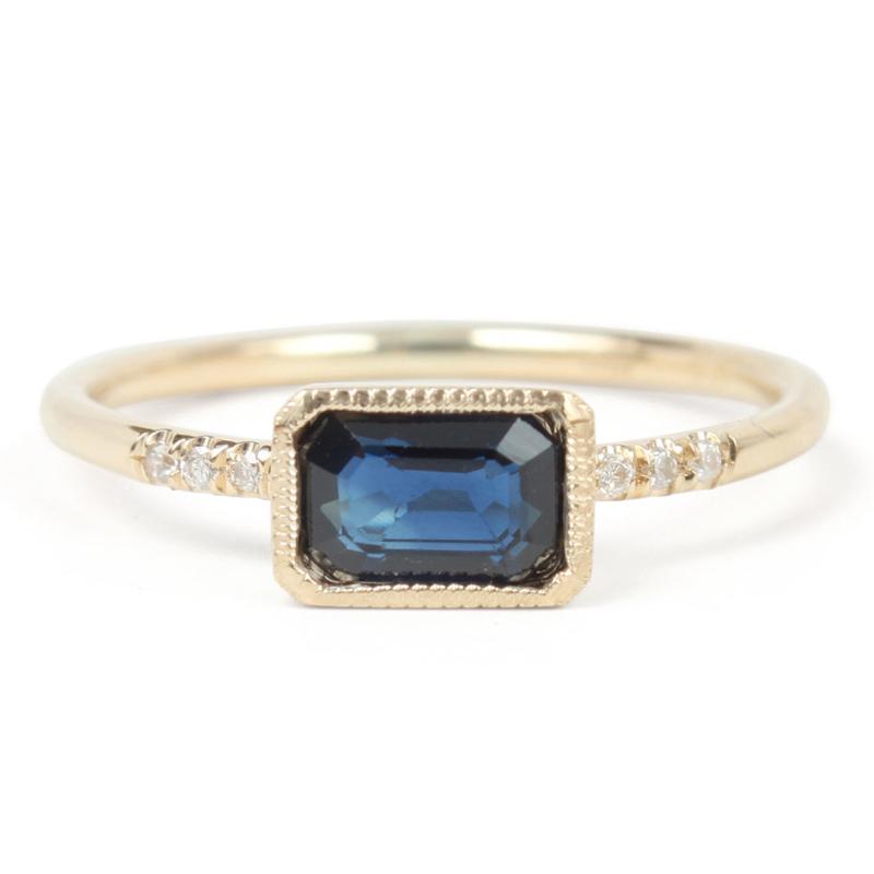 anel-de-noivado-delicado-safira