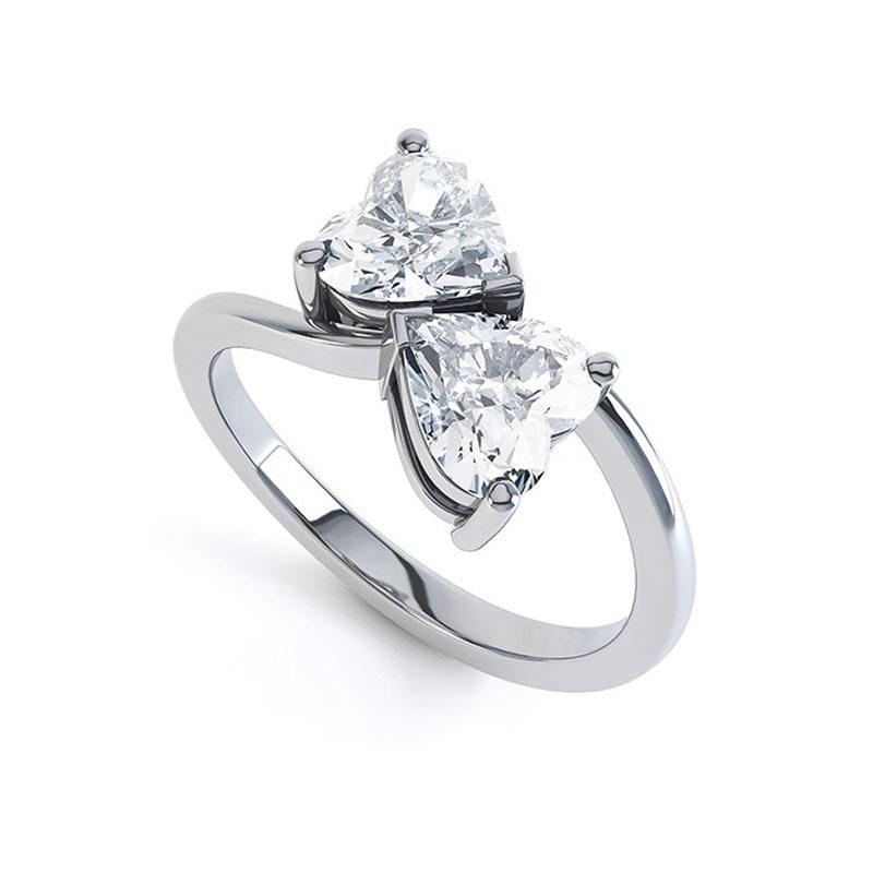 anel-de-noivado-diamante-em-formato-de-coracao