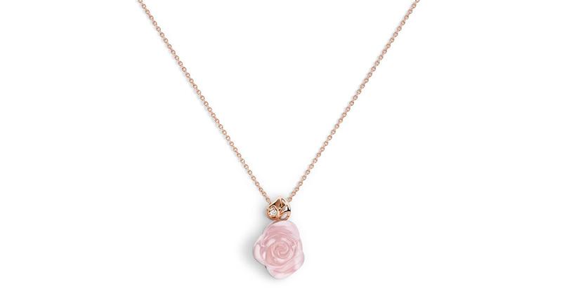 colar-de-noiva-delicado-ouro-rose-dior-rosa