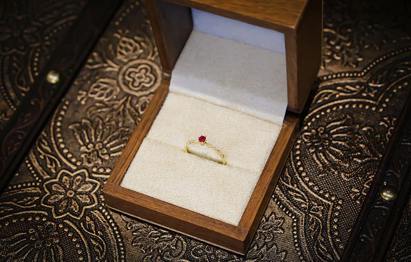 55 Caixas De Madeira Para Fazer Um Pedido De Casamento