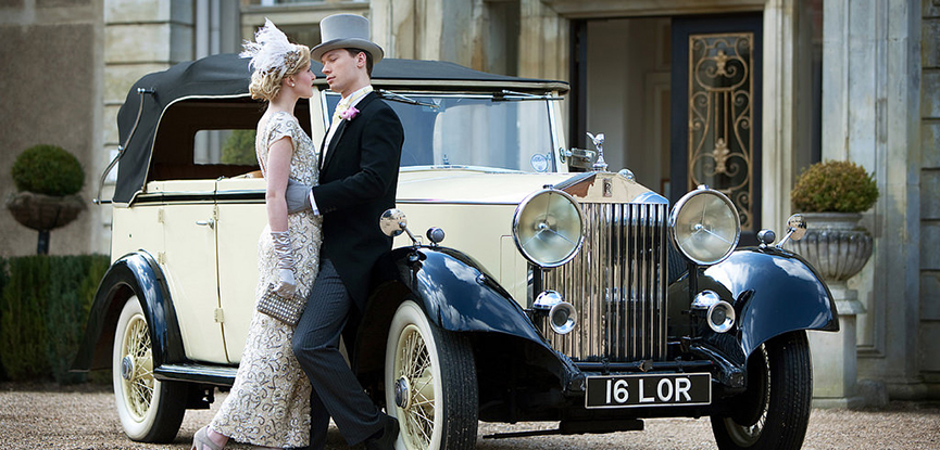 casamento-retro-inspiracao-art-deco-carro-antigo