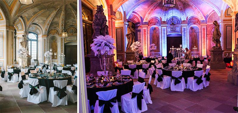 espaco-de-eventos-para-casamento-art-deco-detalhe-das-mesas-cartela-de-cores-branco-preto-e-dourado-salao-iluminado-34