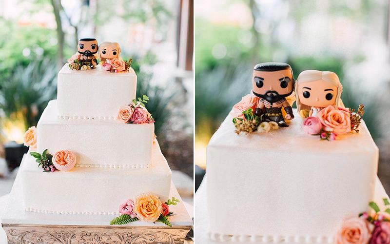 01-bolo-de-casamento-game-of-thrones-khaleesi e khal drogo