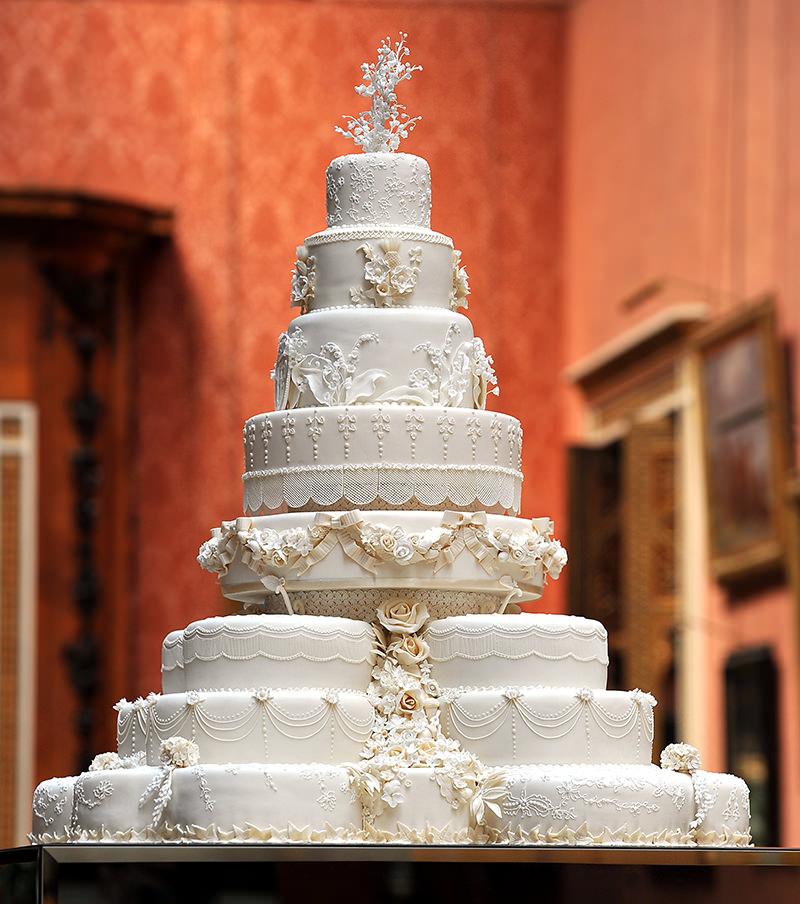 bolo-de-casamento-de-kate-middleton-e-principe-william