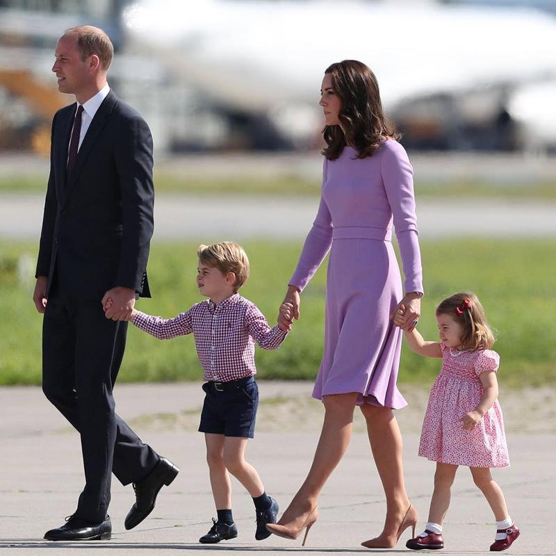 familia-real-kate-middleton-principe-william-e-filhos