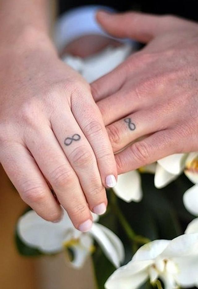Tatuagem como aliança