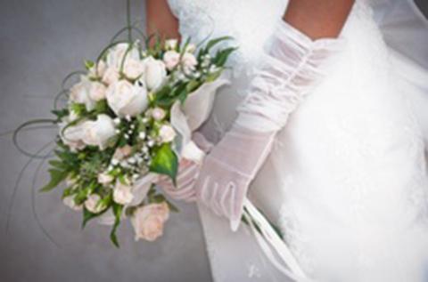 luvas noiva
