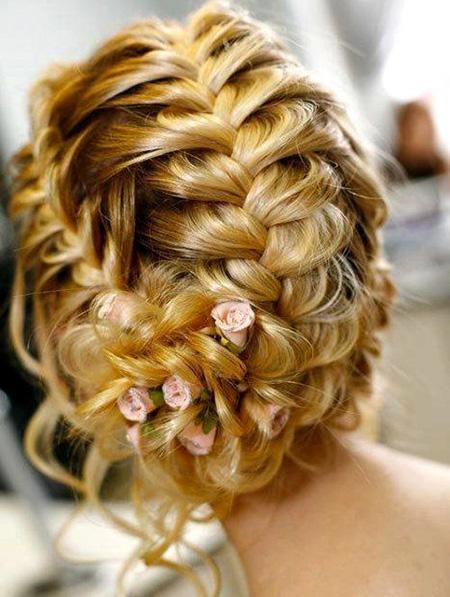 penteado noiva verão 2