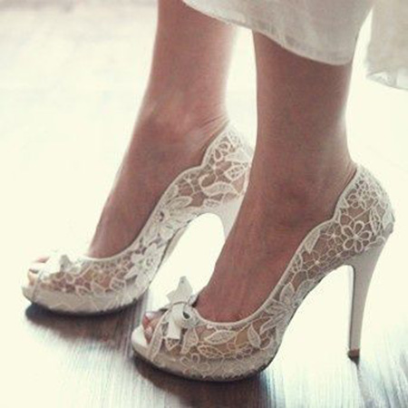 sapato noiva verão 2
