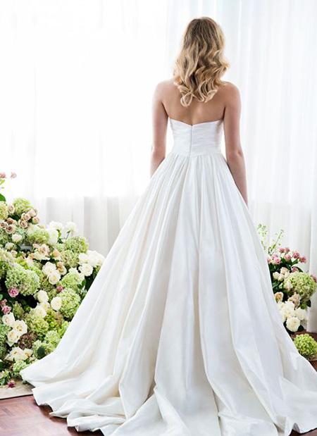 vestido noiva verão 2