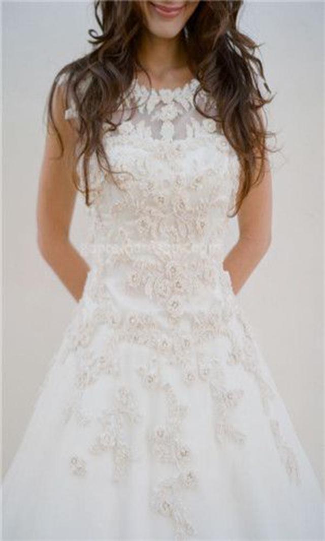 Vestido de noiva para silhueta triangular