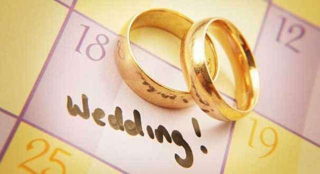 Data do casamento