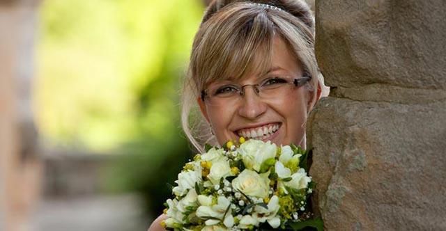 noiva de óculos 12