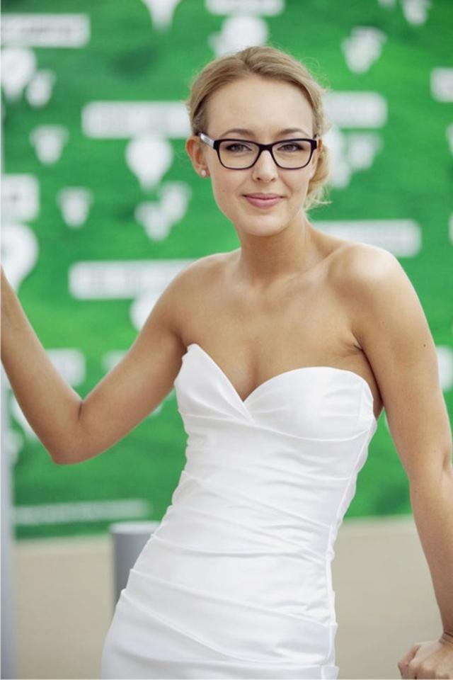 noiva de óculos 4