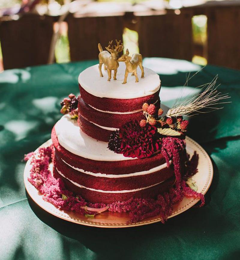 101 naked cake
