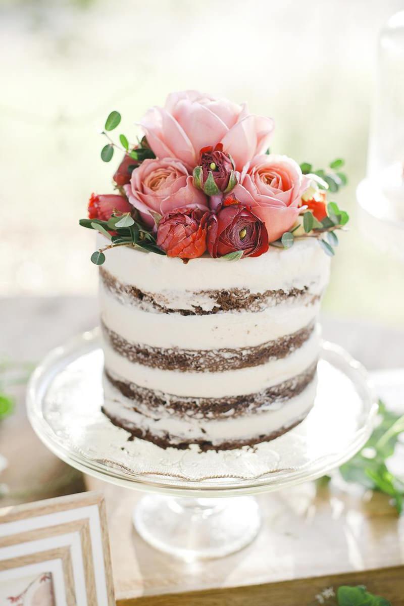 89 naked cake