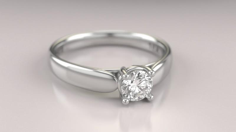 alianca-de-noivado-diamante-solitario
