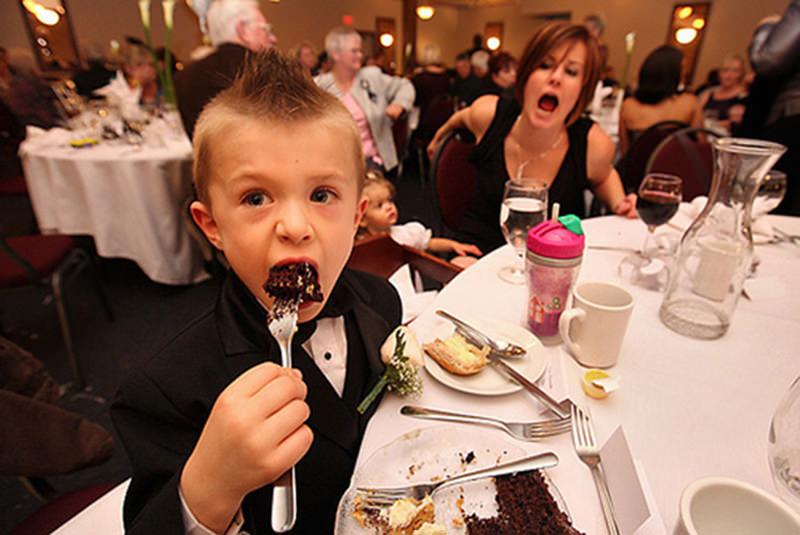 7a casamento+kids+comida