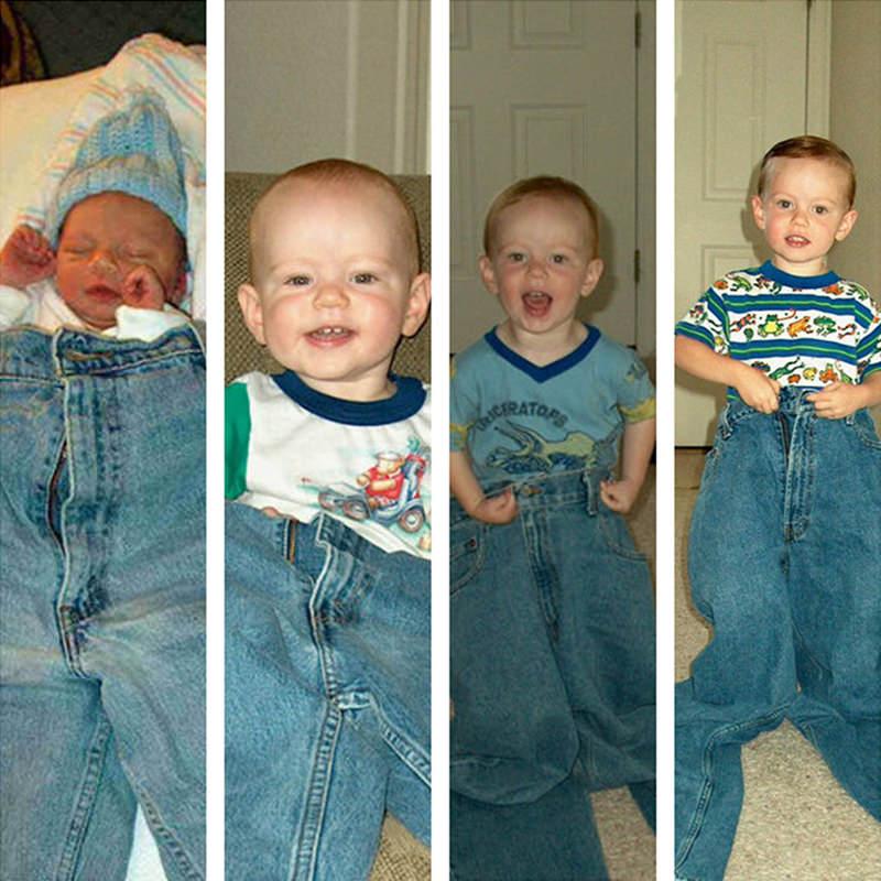 filho-menino-jeans-papai