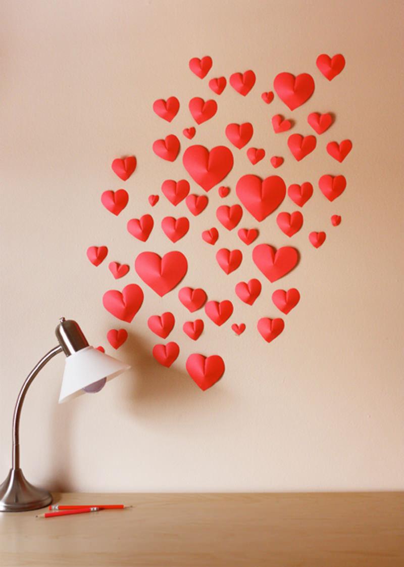 corações-de-papel