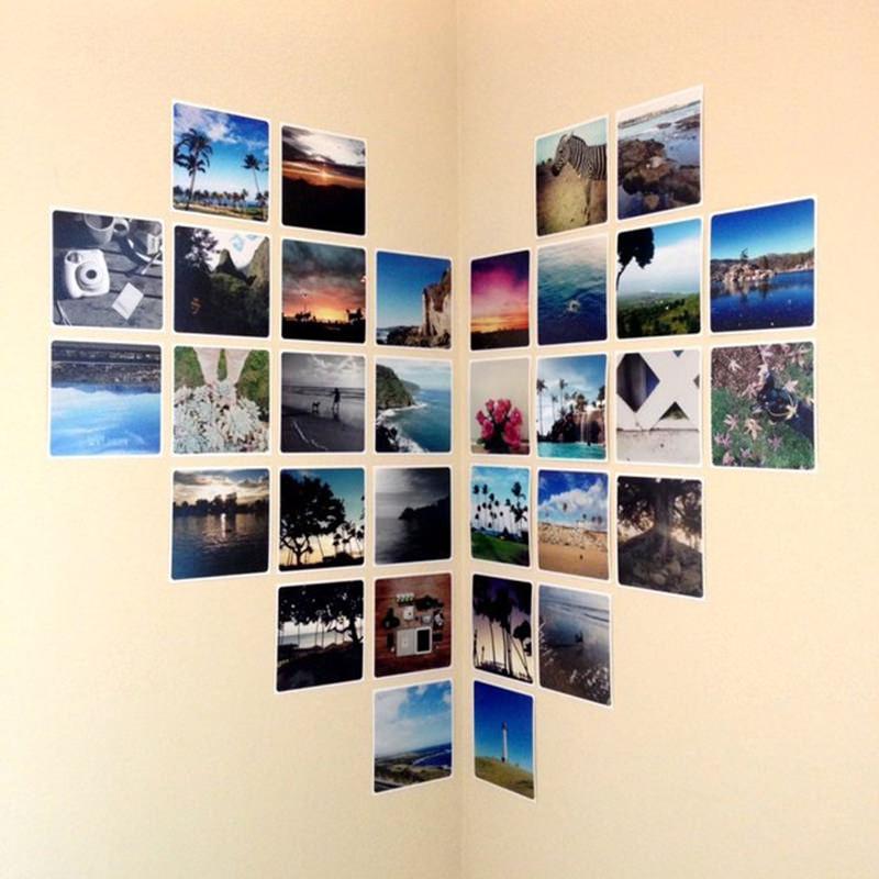 fotos-parede-coração