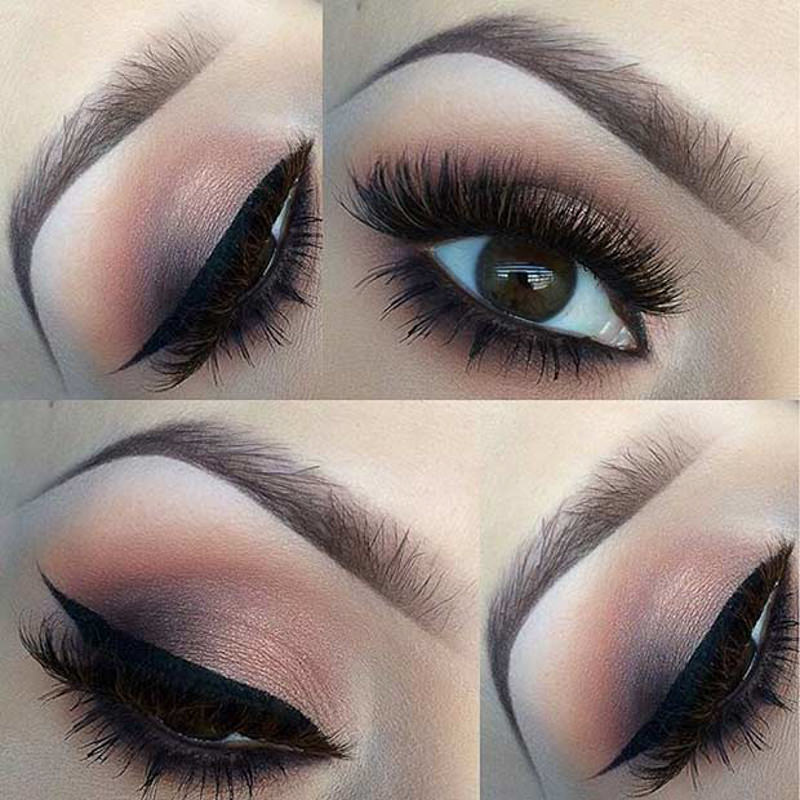 maquiagens-para-noivas-silver-peach-glitter
