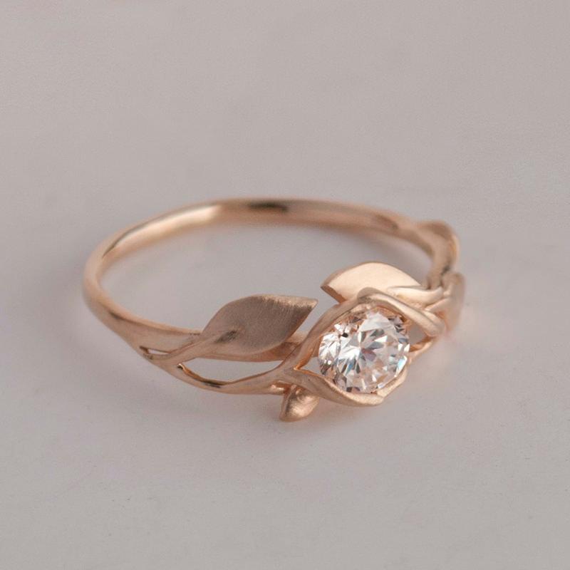 aneis-de-noivado-com-ouro-rose-para-derreter-seu-coracao-detalhes-de-folhas-20