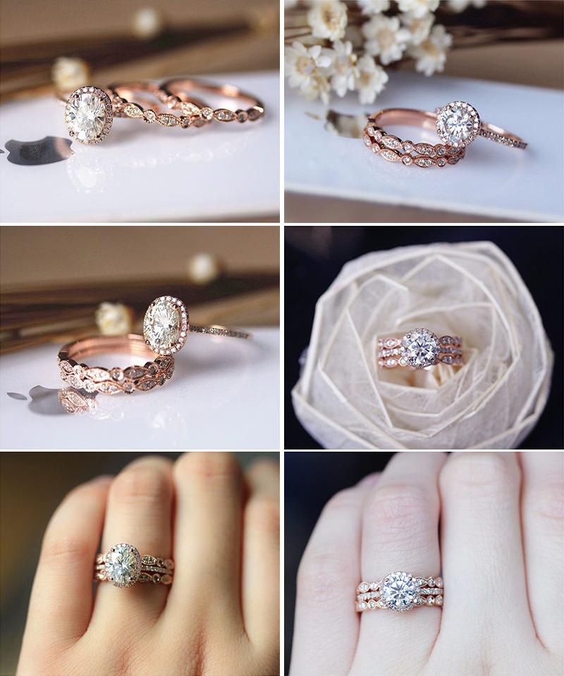 aneis-de-noivado-ouro-rose-delicado-com-porta-aliancas-12