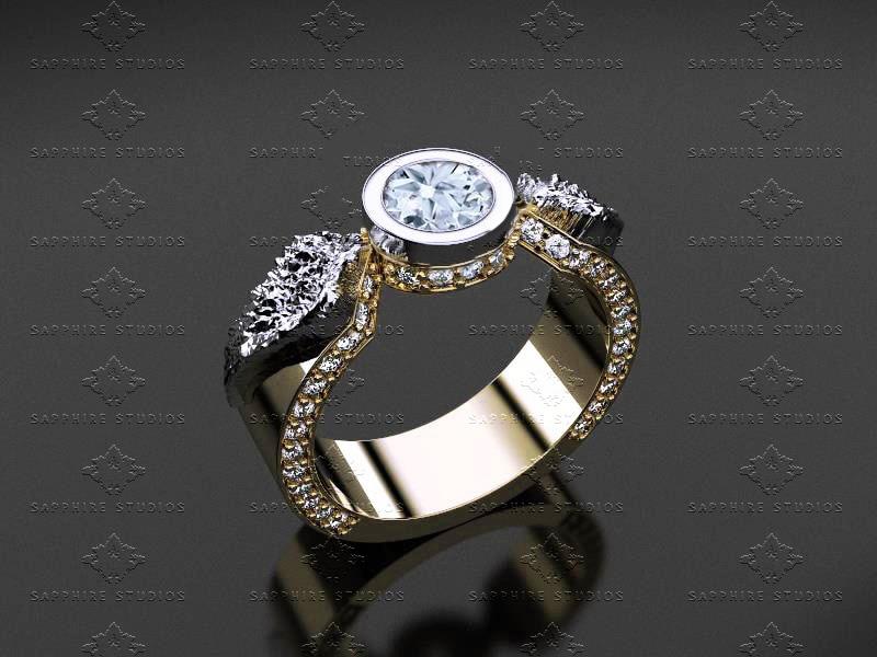 anel-de-noivado-pomo-de-ouro-harry-potter