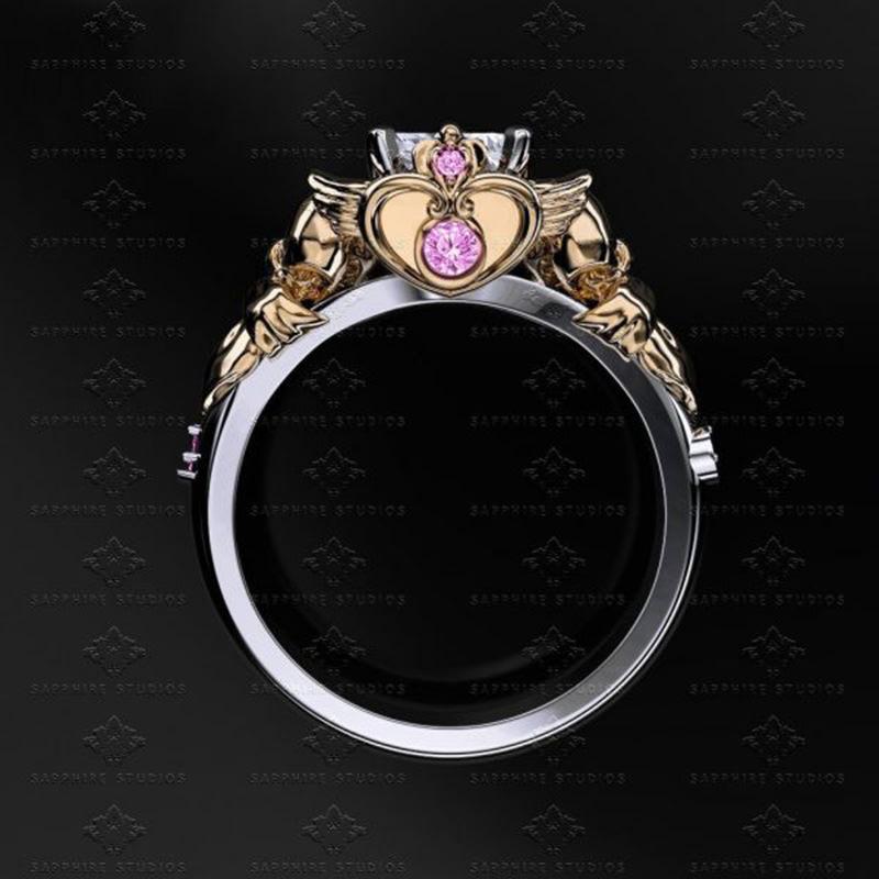 anel-de-noivado-sailor-moon-ouro-amarelo-diamantes-para-noivas-geeks