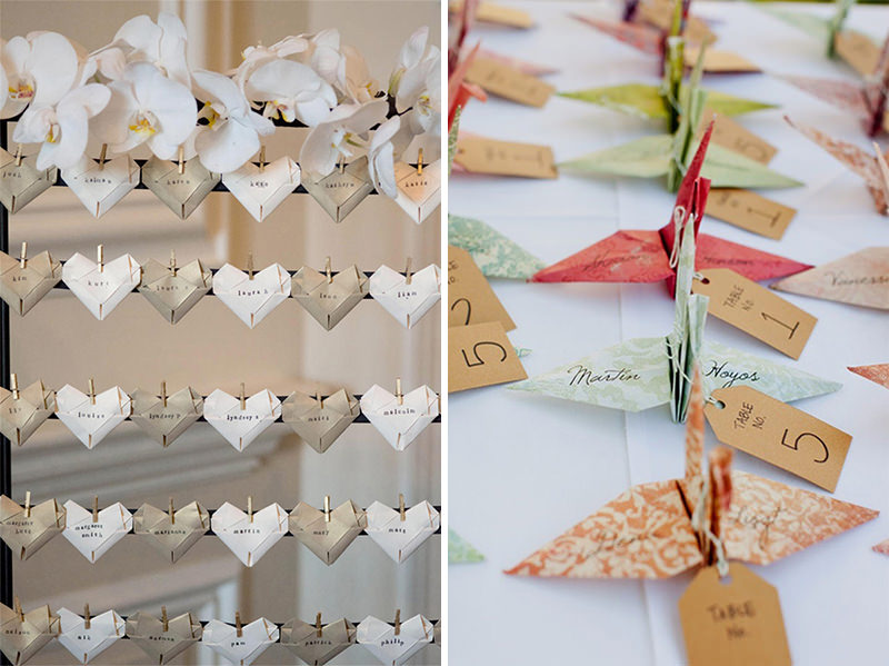 decoracao-de-casamento-com-origami-coracao-34