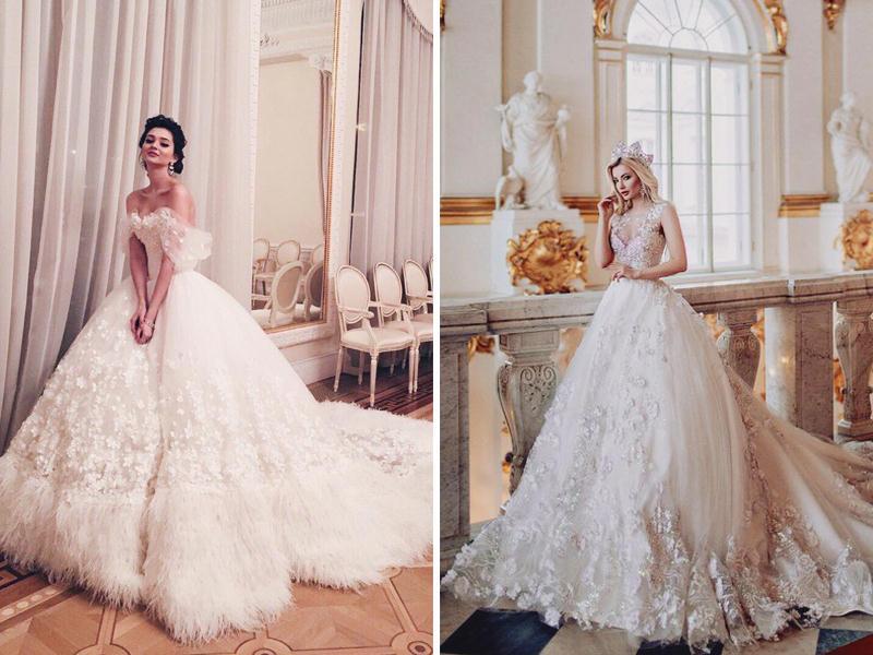 elegante-vestido-para-noiva-estilo-princesa