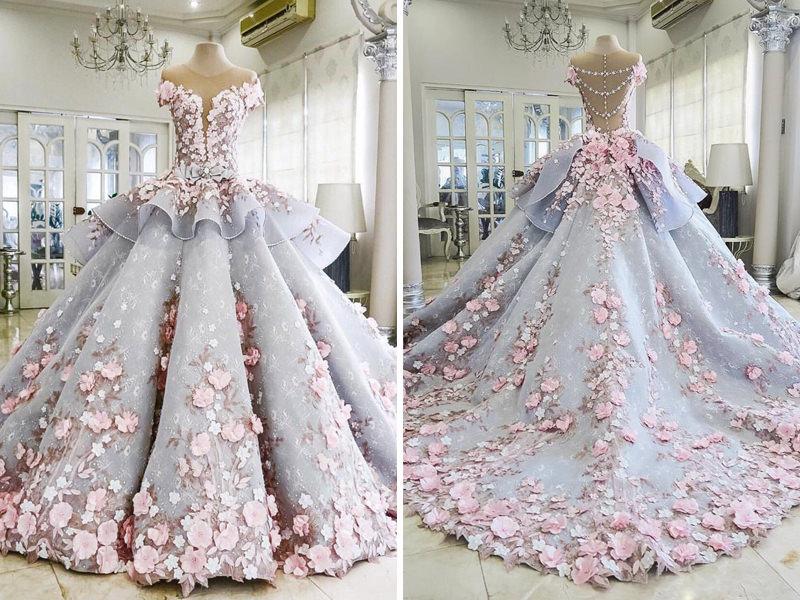 vestido-de-princesa-para-casamento-dos-sonhos